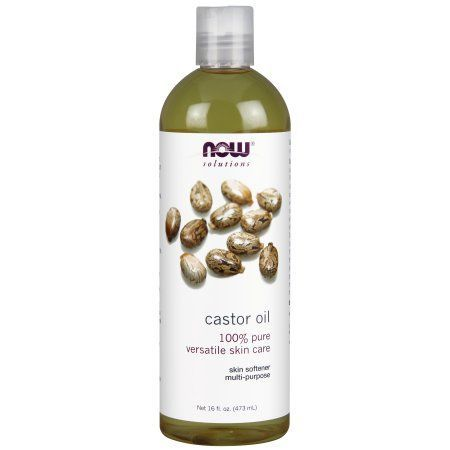 Now Solutions Castor Oil for Skin and Hair