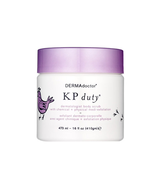 Derma Doctor KP Duty Dermatologist Formulated Body Scrub 473 ml