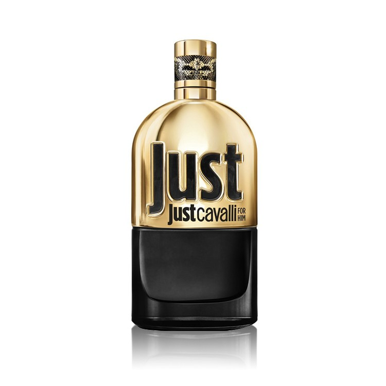 Roberto Cavalli Just Cavalli Gold for Him - Eau de Parfum For Men