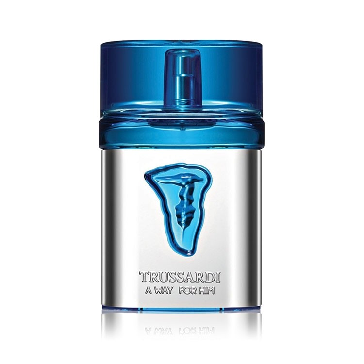 Trussardi A Way For Him - Eau De Toilette for Men 100 Ml