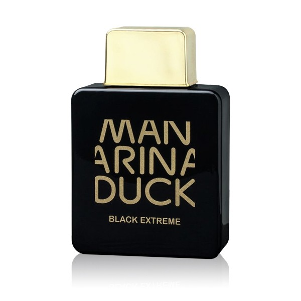 Mandarina Duck Black Extreme - Eau De Perfum for Men 100 ml