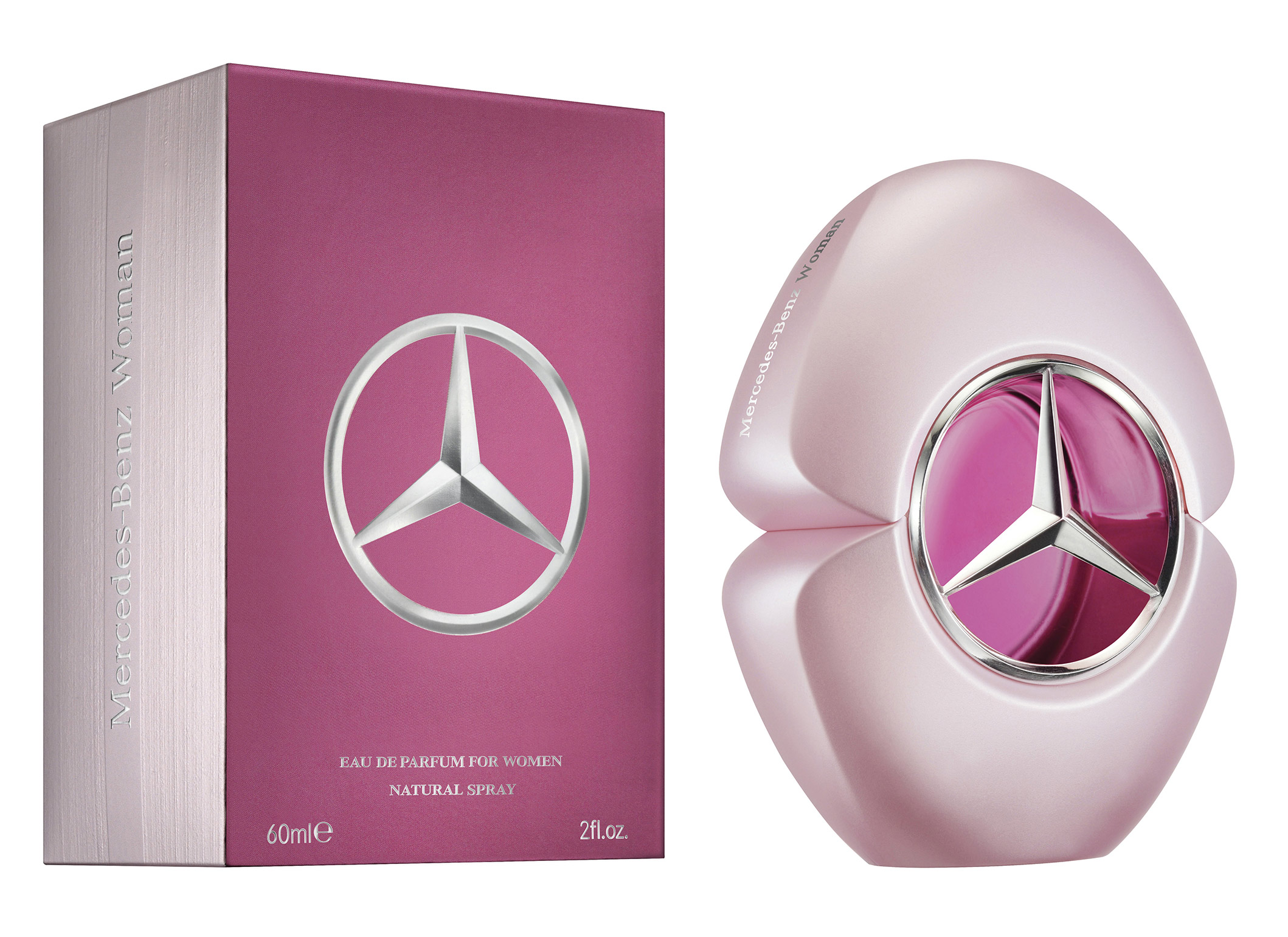 Mercedes Benz Woman - Eau De Perfum For Women 90 ml