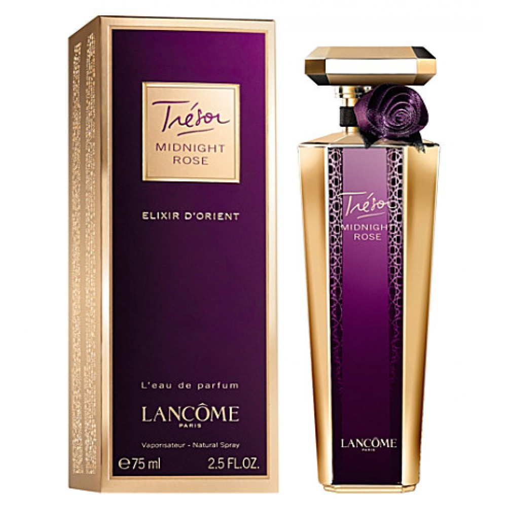 Lancome Tresor Midnight Rose Elixir de Orient - Eau de Parfum For Women 75 ml