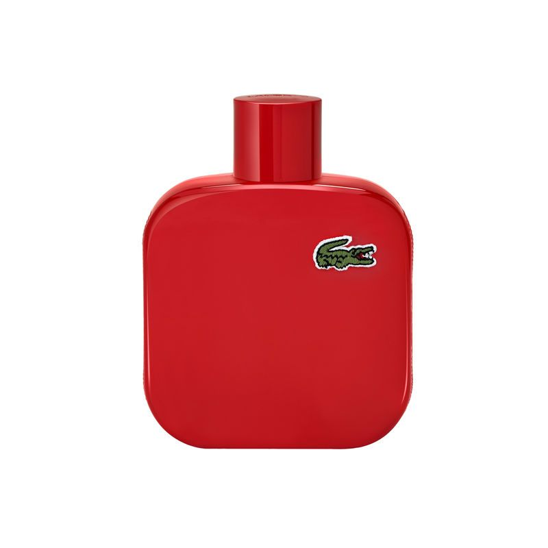Lacoste Eau De Lacoste L.12.12 Rouge - Eau de Toilette For Men 100 ml