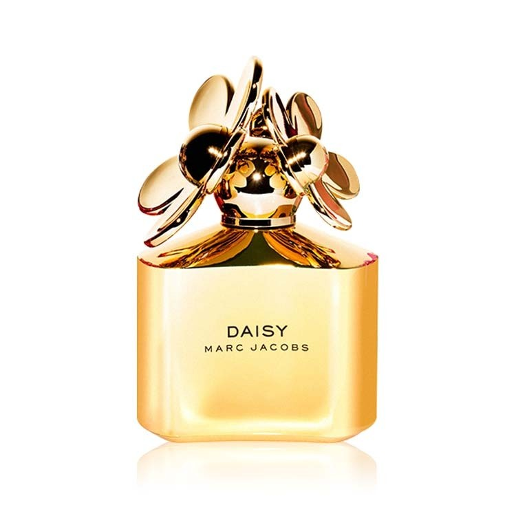 Marc Jacobs Daisy Gold Shine - Eau De Parfum For Women 100 ml